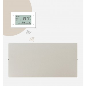 ClimaStar Wireless 1500W fehér kasmír