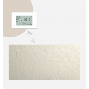 ClimaStar Wireless 1000W fehér pala