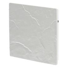 Elektromos kerámia hőtárolós fűtőpanel - Climastar Smart Touch fehér pala 800 W - Értékcsökkent
