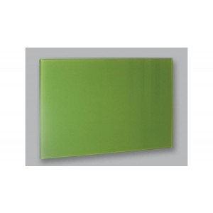 Elektromos infrapanel - G-OLD-GR500- ÜVEG 5-6 nm/panel - zöld 500W